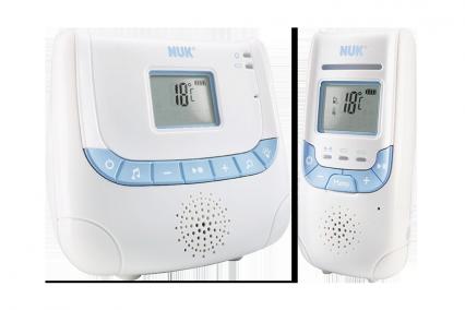NUK Eco Control 267 Babyphone